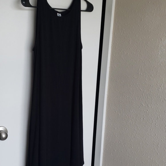 Old Navy Dresses & Skirts - Black trapeze dress